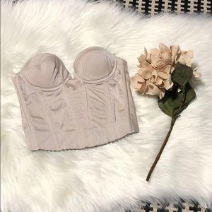 Natori strapless corset